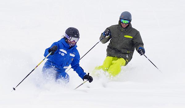child ski and snowboard lessons vail ski resort