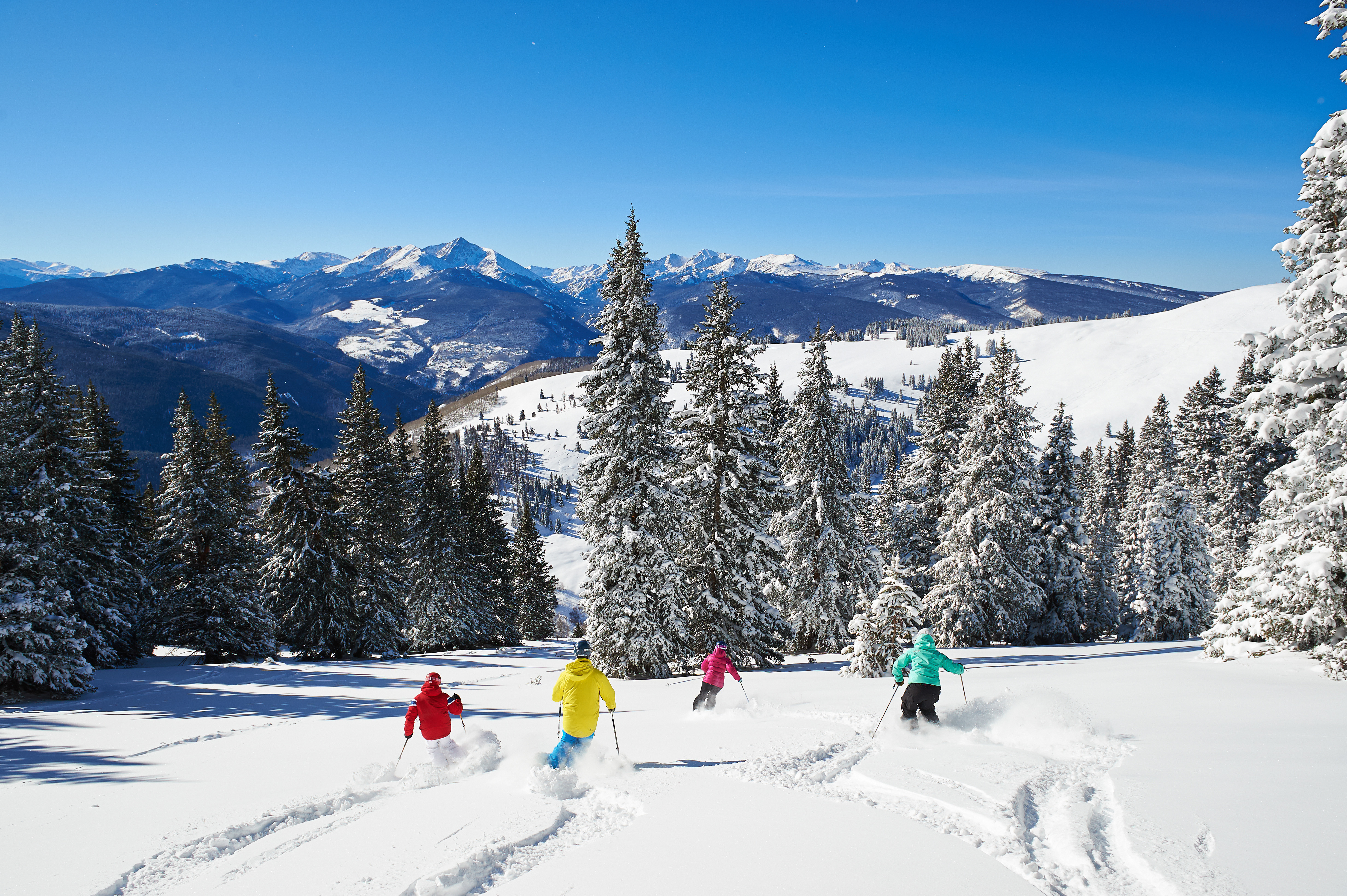 private ski and snowboard lessons | vail ski resort